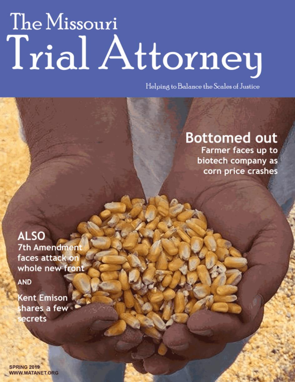 Missouri Trial Attorney publication