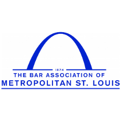 Logo for The Bar Association Of Metropolitan St. Louis