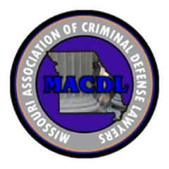 Logo for Missouri Association Of Criminal Defense Lawyers